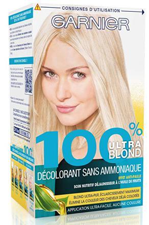 100 ultra blond garnier