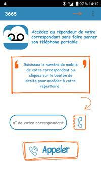 acces direct repondeur