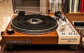 achat platine vinyle vintage