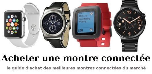 acheter des montres