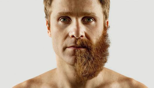 activer la pousse de barbe