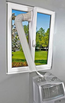 adaptateur fenetre pour climatiseur mobile