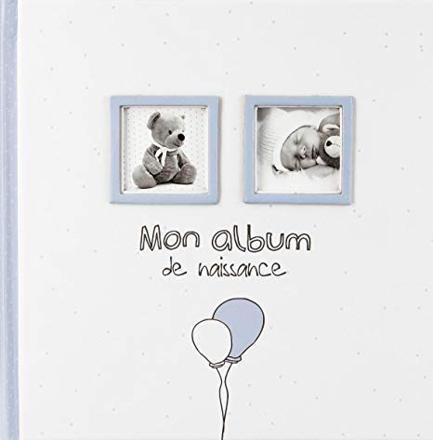 album de naissance garçon