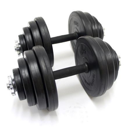 altère de musculation
