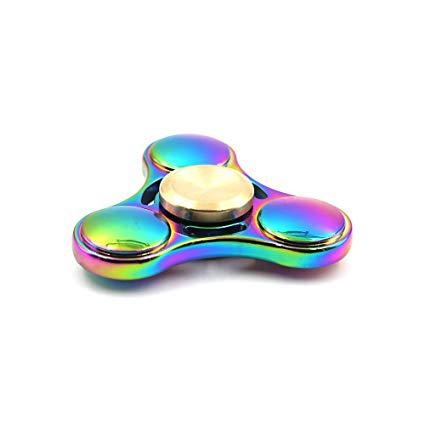 amazon hand spinner metal