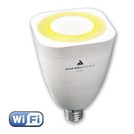 ampoule haut parleur wifi