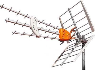 antenne tv haute performance