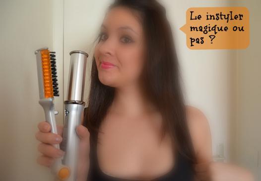 appareil pour brushing