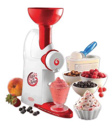appareil pour faire des glaces