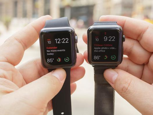 apple watch 2 avis