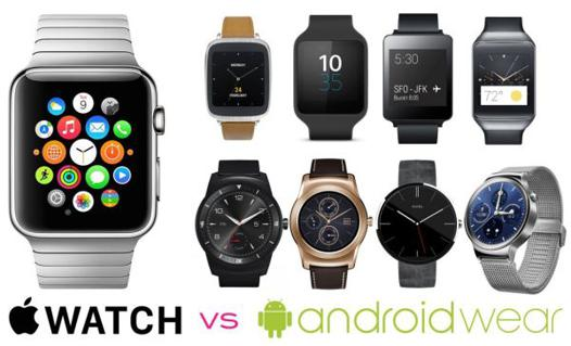 apple watch compatible android