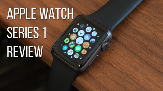 apple watch serie 1 test