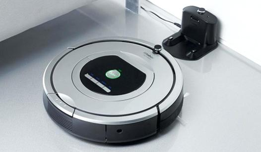 aspirateur robot i robot