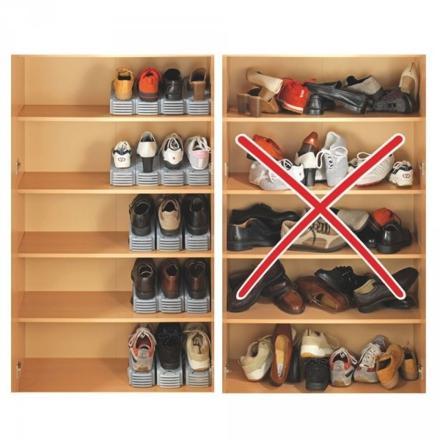astuce rangement chaussure