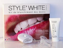 avis kit blanchiment dentaire