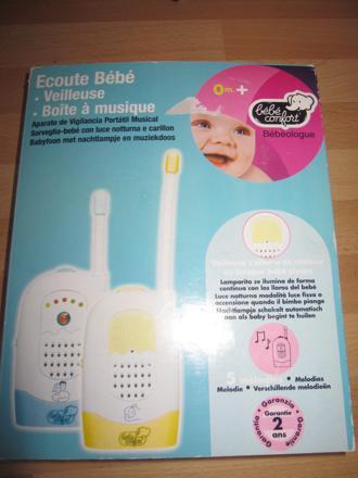 babyphone bebe confort