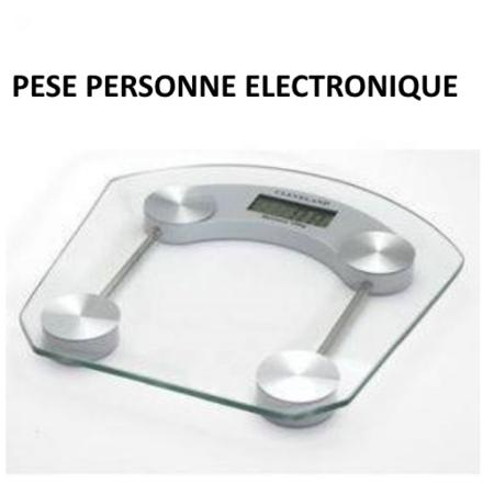 balance electronique pese personne
