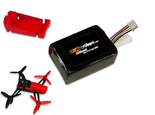 batterie bebop 1