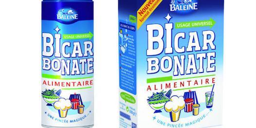 bicarbonate soude alimentaire