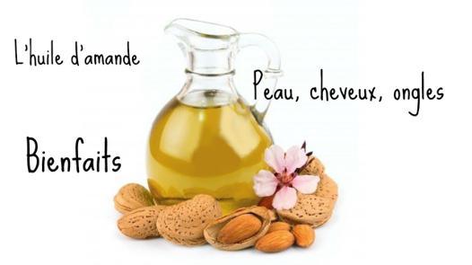 bienfaits de l huile d amande douce