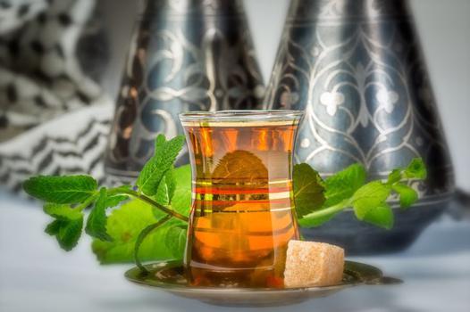 bienfaits du thé à la menthe