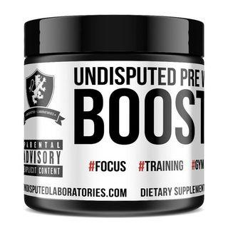booster pre workout