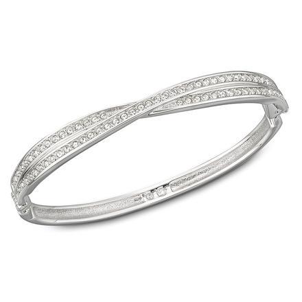 bracelet argent swarovski