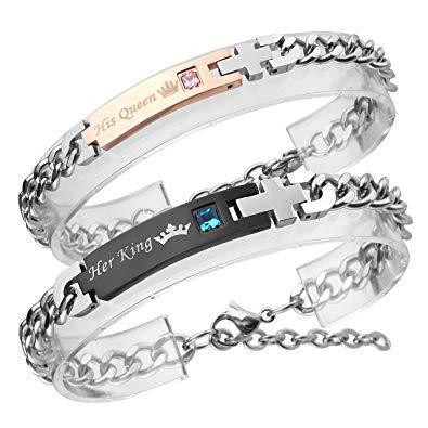 bracelet couple homme et femme