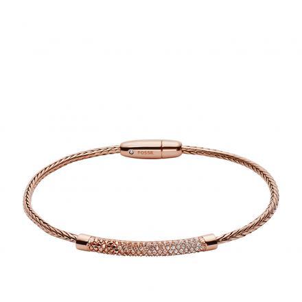 bracelet fossile femme