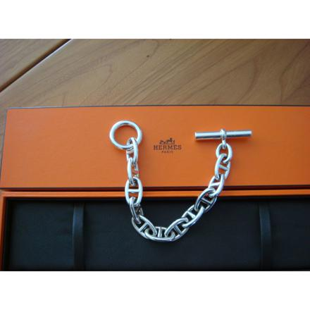 bracelet maille hermes