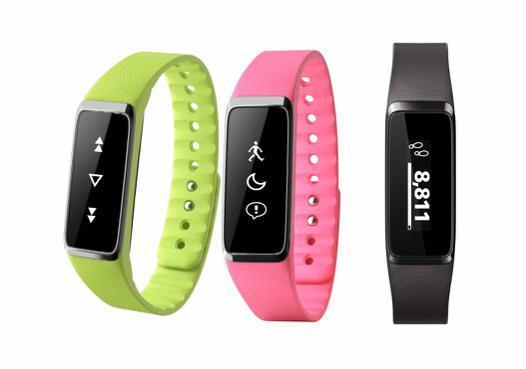 bracelet qui calcule les calories