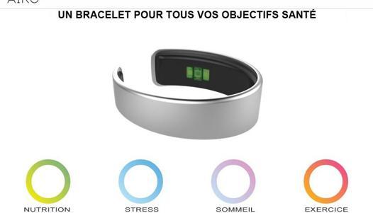 bracelet sante connecte