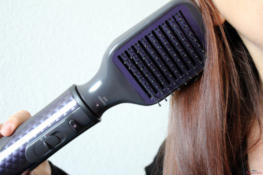 brosse cheveux soufflante