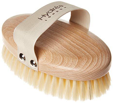 brosse corps poils naturels