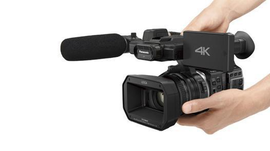 camescope panasonic 4k 2017