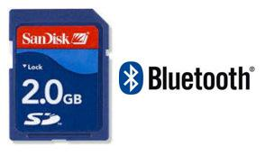 carte sd bluetooth