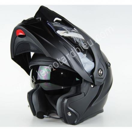 casque de moto bluetooth