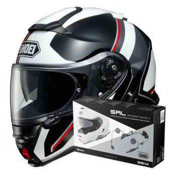 casque moto avec bluetooth intégré