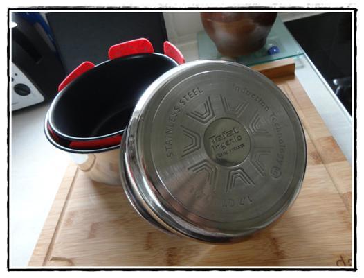 casserole plaque induction