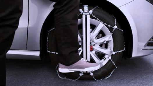 chaine voiture facile à monter