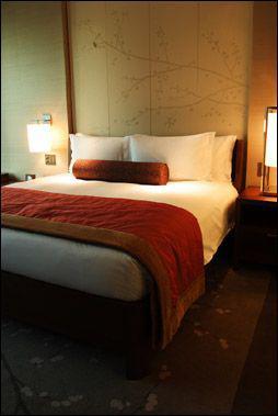 chambre à coucher feng shui
