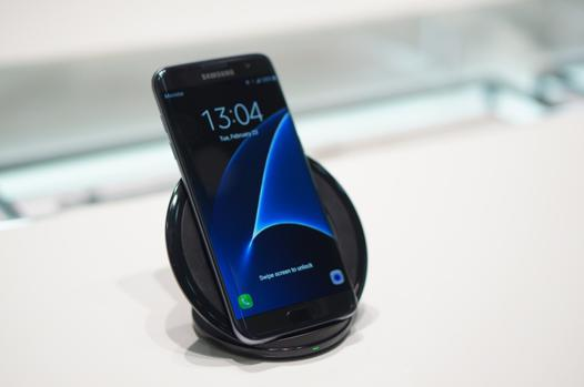 chargeur induction s7