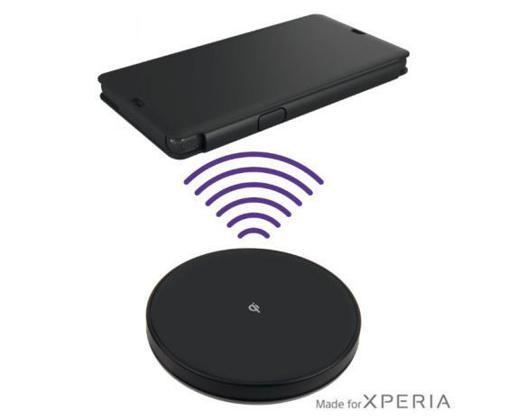 chargeur sans fil sony xperia z
