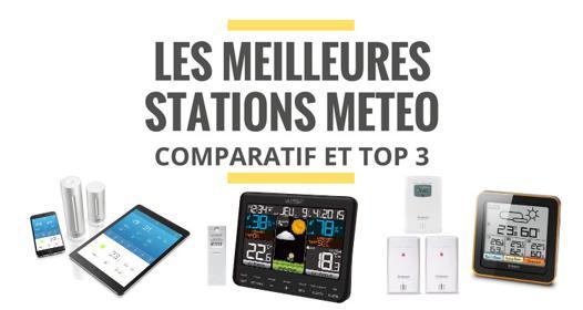 choisir station meteo