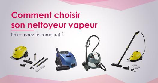 choix nettoyeur vapeur
