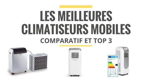 climatiseur mobile test