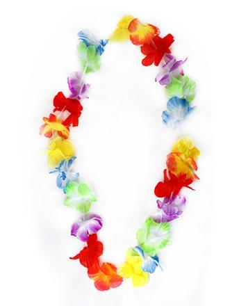collier fleur pas cher