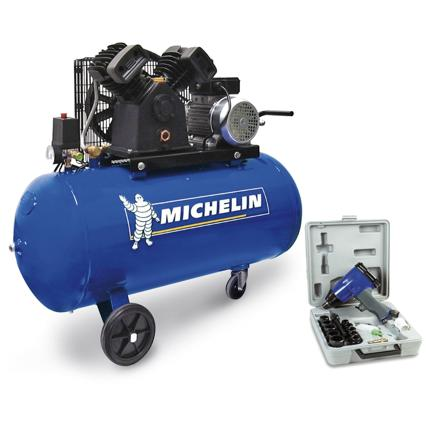 compresseur air michelin