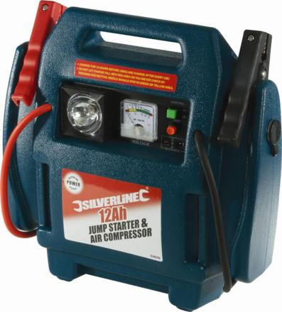 compresseur chargeur batterie
