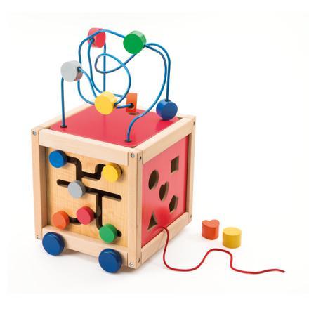 cube boulier